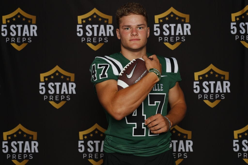 Ty Youngblood of Greeneville